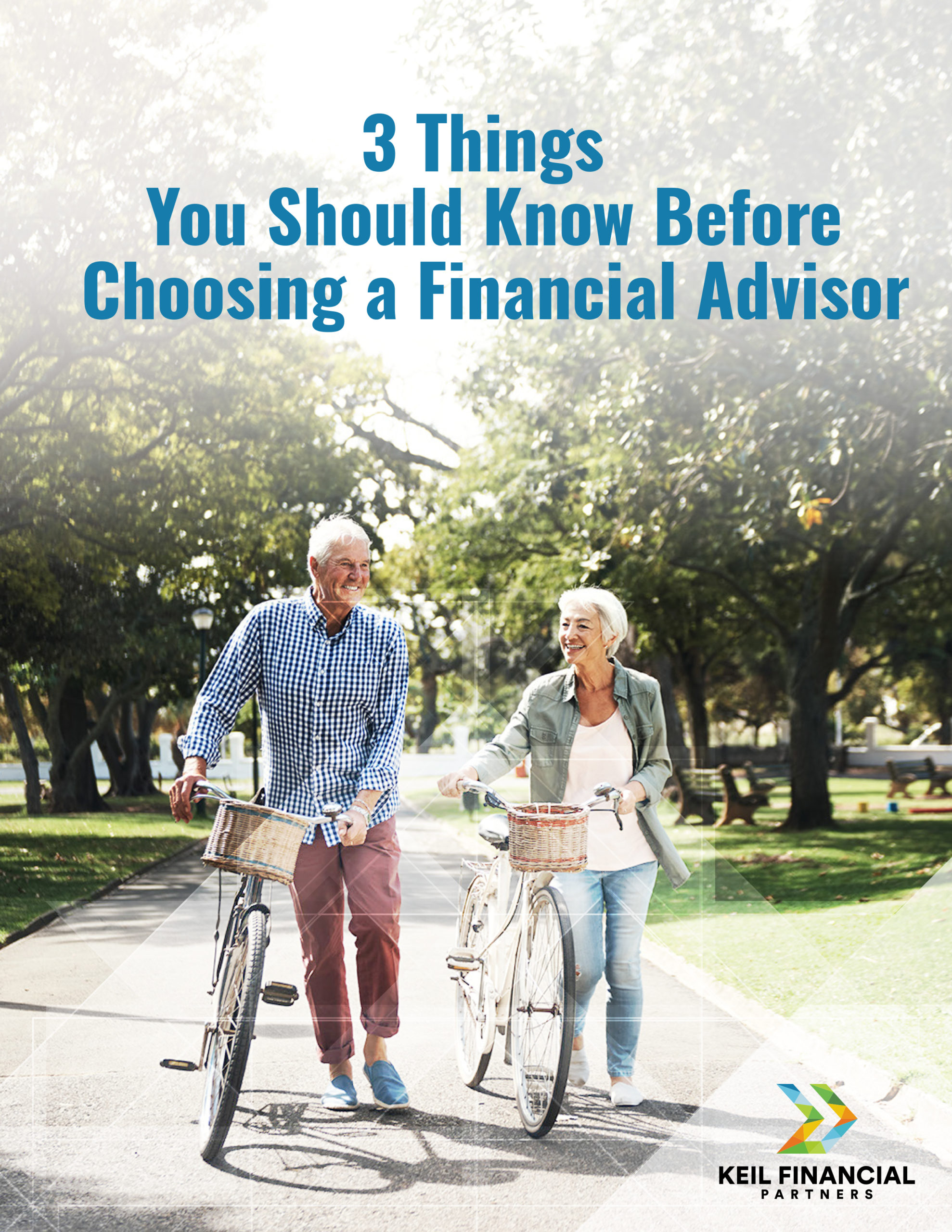 cover Three Things You Should Know Before Choosing a Financial A